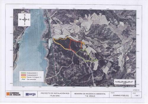 Mapa INAGA